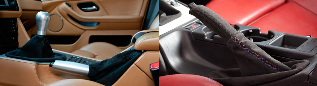 BMW Alcantara Products